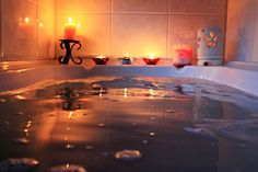 Letting Your Inner Child Protect You From Abuse, Self-Doubt, and Fear Self Massage, Good Massage, Bath Tumblr, Massage Place, Himalayan Salt Bath, Getting A Massage, Rose Essential Oil, Relaxing Bath, Look After Yourself