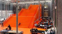 Designline Büro - Projekte: Denkfabrik unter der Treppe | designlines.de