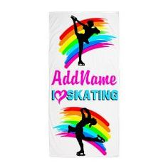 Personalized Figure Skating Tees and gifts from http://www.cafepress.com/sportsstar.1277702035 #Ilovefigureskating #Iceprincess #Figureskater #IceQueen #Iceskate #Skatinggifts #Iloveskating #Borntoskate #Figureskatinggifts #Figureskatertowel