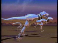 Chromosaurus (1985) - Pacific Data Images