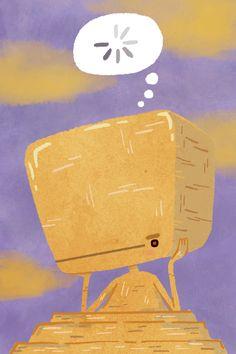 Deep Thought - Hitchhiker's Guide to the Galaxy  - Douglas Adams - Igor Canova