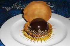 "Mama'a Fish House Polynesian Black Pearl: Chocolate Mousse & Passion Fruit Cream in a ""Seashell"" Hawaii Honeymoon, Aloha Hawaii, Trip To Maui, Hawaii Vacation, Mamas Fish House Maui, Maui Travel, Fun Desserts, Food Dishes, Sweet Treats"
