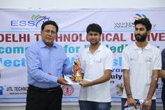 Harsha Prabakaran from Chennai Institute of Technology will represent India at WorldSkills competition 2017 in Electronics category.