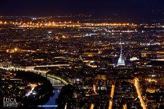 Turin from Superga by Luca Biolcati Rinaldi on 500px