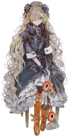 Art And Illustration, Fantasy Kunst, Fantasy Art, Anime Art Girl, Manga Art, Pretty Art, Cute Art, Fanarts Anime, Anime Artwork