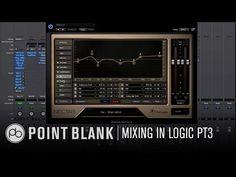 Logic Pro X Tutorial: Stem Mixing Part 3 - Mixing Vocals - YouTube