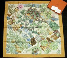 "Hermès "" Jardin Secret"" by Valerie Dawlat-Dumoulin 2003"