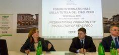 Forum Internazionale sulla contraffazione alimentare