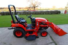 kubota bx2350 - Google Search Kubota Tractors, Lawn Mower, Outdoor Power Equipment, Google Search, Lawn Edger, Grass Cutter, Garden Tools