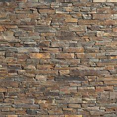 STONEPANEL® MULTICOLOR, panneau de pierre naturelle avec des nuances marrons rougeâtres, qui créent une combinaison unique et originale | #STONEPANEL #CUPASTONE #CUPAGROUP #pierrenaturelle #ardoise #parement #mur #revêtement #aménagment #décoration