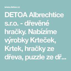 DETOA Albrechtice - Jizerky - muzeum hracek