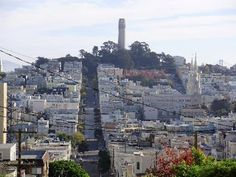 San Francisco is my no. 1 favorite city in the world so far...