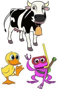 Resultado de imagen para la granja de zenon personajes