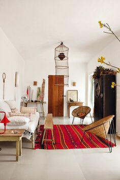 HOME & GARDEN: Chez Luis Galliussi à Ibiza