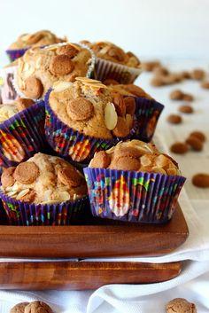 Zoet & Verleidelijk: Sinterklaas muffins