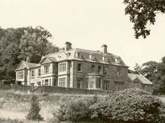Lydia Beynon maternity home, Newport (now site of the Celtic Manor Hotel and Resort) Cymru, Cardiff, South Wales, Homeland, Hotels And Resorts, Newport, Old Photos, Nursing, Celtic