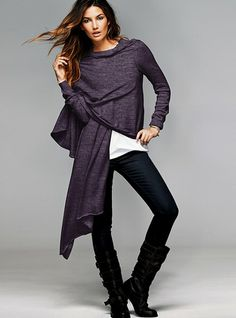 Been looking for just the right wrap sweater...maybe this?? Only $39.95.