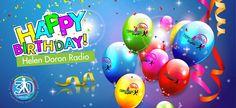 Stația de radio online dedicată celor care învață limba engleză ca limbă străină a implinit 2 ani și se bucură să constate o creștere a ascultătorilor care își doresc să învețe limba engleză. Având la bază succesul Helen Doron English de peste 30 de ani, radio-ul Helen Doron dedicat tinerilor ascultători a fost lansat în
