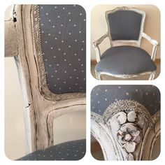 Chair makeover ❤️