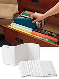 Pack-A-Rama Clothing Files (set of 10)