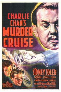 Charlie Chan's Murder Cruise (1940) - Premiered 21 June 1940