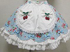 Angelic Pretty / Skirt / Fruity Cafe Skirt