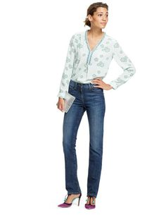 Straightleg Jeans WC147 Jeans at Boden