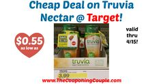GREAT PRICE! Be sure to grab your coupon and pick up this deal through 4/15! Cheap Deal on Truvia Nectar @ Target!  Click the link below to get all of the details ► http://www.thecouponingcouple.com/cheap-deal-on-truvia-nectar-target/ #Coupons #Couponing #CouponCommunity  Visit us at http://www.thecouponingcouple.com for more great posts!