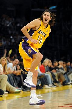 sasha vujavic #lakers #NBA