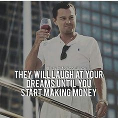 Oh, this is SO TRUE. I stayed focused and things came together in a way that none of them could have imagined. Underestimate me - And I'll spend every week walking into the bank with a smile on my face, accounts that continue to grow larger, and a girl on my arm with a stack of cash in that handbag