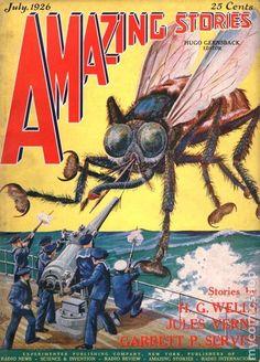 Amazing Stories magazine.