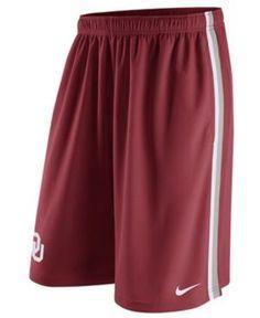 Nike Men's Oklahoma Sooners Epic Shorts - Red S