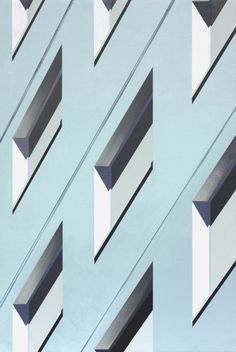 A selection of architectural paintings by artist Roos van Dijk. Roos van Dijk was born in Utrecht, Netherlands in The artist is fascinated by … Minimal Photography, Art Photography, Palettes Color, Fotografia Vsco, Illustration Art, Illustrations, Blue Aesthetic, Grafik Design, Art Design