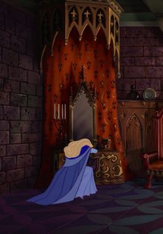 When you're sad, lay down and dramatically sob. A lesson from all the princesses at Disney. Disney Pixar, Walt Disney, Disney Animation, Cute Disney, Disney And Dreamworks, Disney Cartoons, Disney Magic, Disney Art, Disney Films