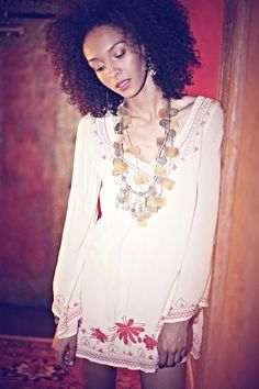 """Free People """"A Dream of Every Color"""" Editorial"""