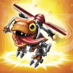 high five gameplay skylanders