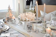 Set a gorgeous holiday table with tips from @citrineliving!