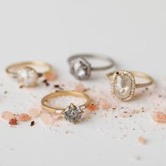 Understanding the 4Cs to create your dream engagement ring!