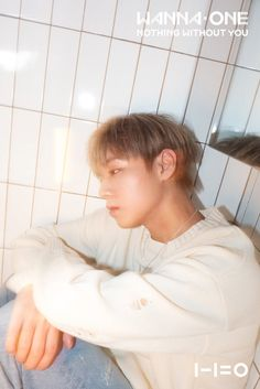 """Wanna One has released Park Ji Hoon and Ong Seong Wu's teaser images for """"Nothing Without You"""". Nothing Without You, 61 Kg, I Promise You, Kim Jaehwan, Kim Woo Bin, Ha Sungwoon, Child Actors, Album Releases, Thomas Brodie Sangster"""