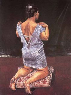 as well as an amazing talent, Paula Rego has a pretty incredible life story too. Paula Rego Art, Figure Painting, Painting & Drawing, Pablo Picasso, Fine Art, Old Art, Life Drawing, Sculpture, Figurative Art