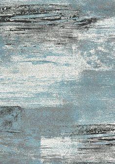 Kalora Breeze Blend Blue Area Rug