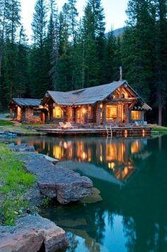 Ca c'est un maisons que  j'aime beaucoup!          Aimeriez-vous regarder la nature?            C'est vraiment un reve, merci à Dieu!