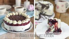 Donauwelle - Chocolate Vanilla Cake with Cherries