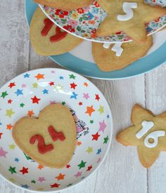 Homemade gingerbread biscuits make a fun alternative to a traditional or chocolate advent calendar. The only difficult part is making sure you only eat one a day!