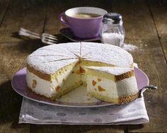 Das Rezept für Käse-Sahne-Torte mit Mandarinen und weitere kostenlose Rezepte auf LECKER.de