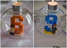 Ultimate lego party ideas lego figuren - Idees creatives chambres feront retomber en enfance ...