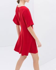 Image 5 of FLARED DRESS from Zara