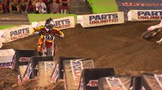 Supercross LIVE! 2014 - And On The Podium Tonight - Ken Roczen in Las Vegas