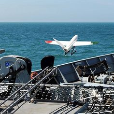 Navy #3dprints #Drone at shore to launch at sea. Provides cheaper option for #autonomous #disposable #aircraft. #3dprinting