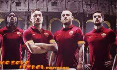 NoSoloFutbol 2.0: ROMA 2014/2015